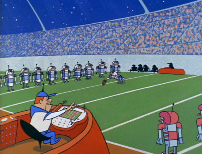 """The Jetsons"" (1961) Hanna-Barbera / Warner Bros."